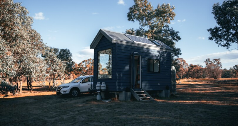 Tiny house options