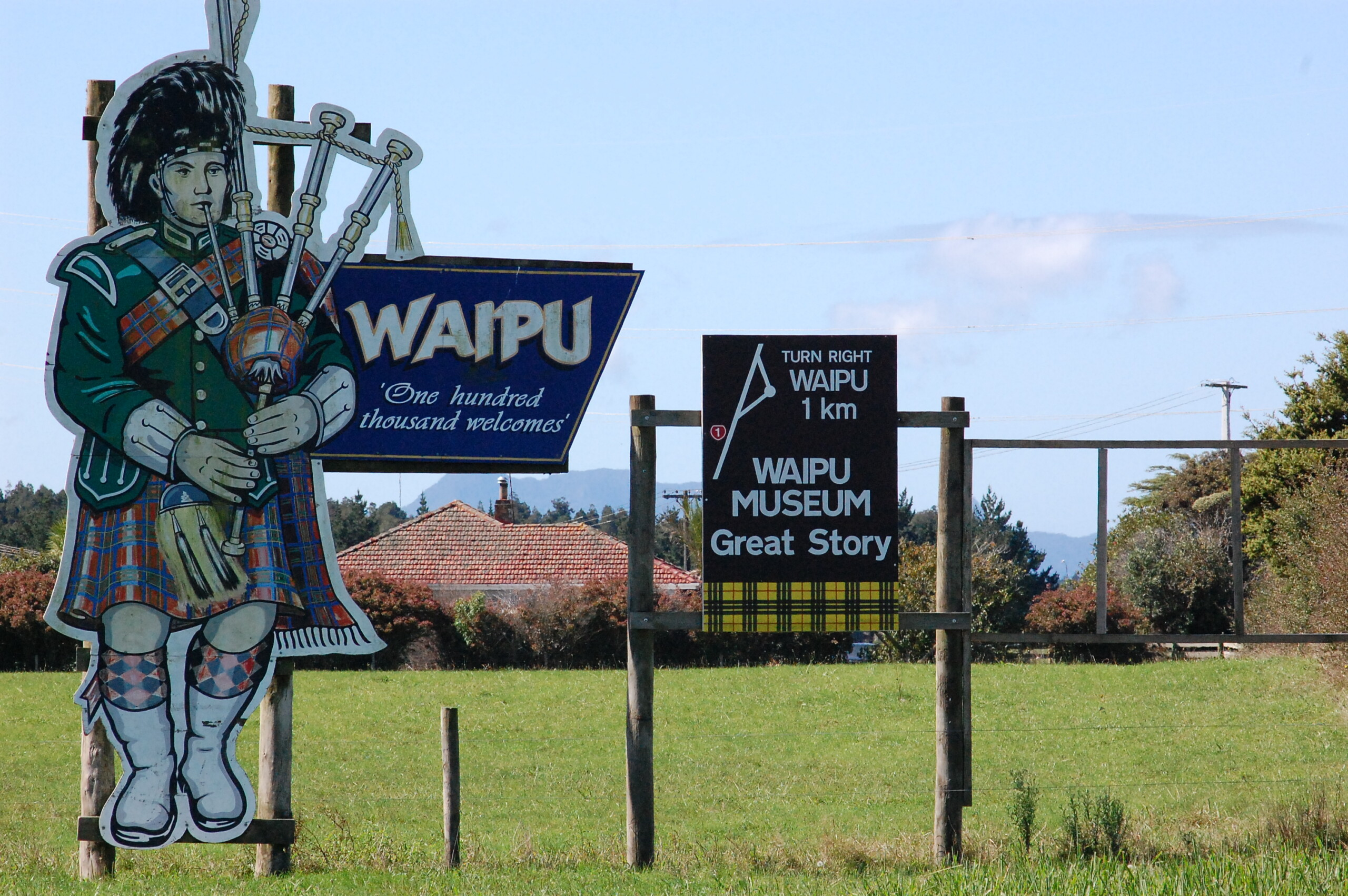 Spotlight on Waipu Township
