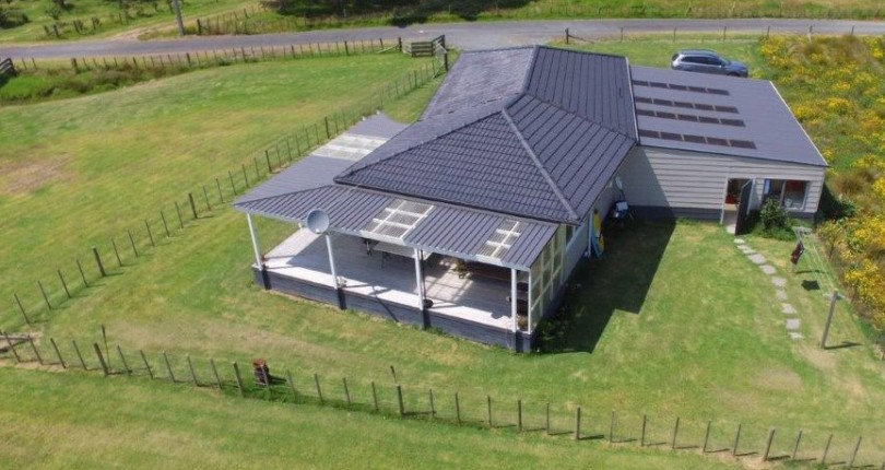 3 Bedroom Home – Idyllic Rural Setting, Walk to Waipu