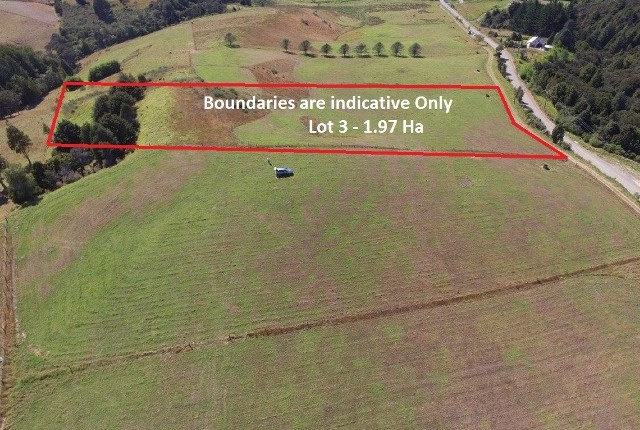 1.97 HA Block – No Covenants – 7kms Waipu Village