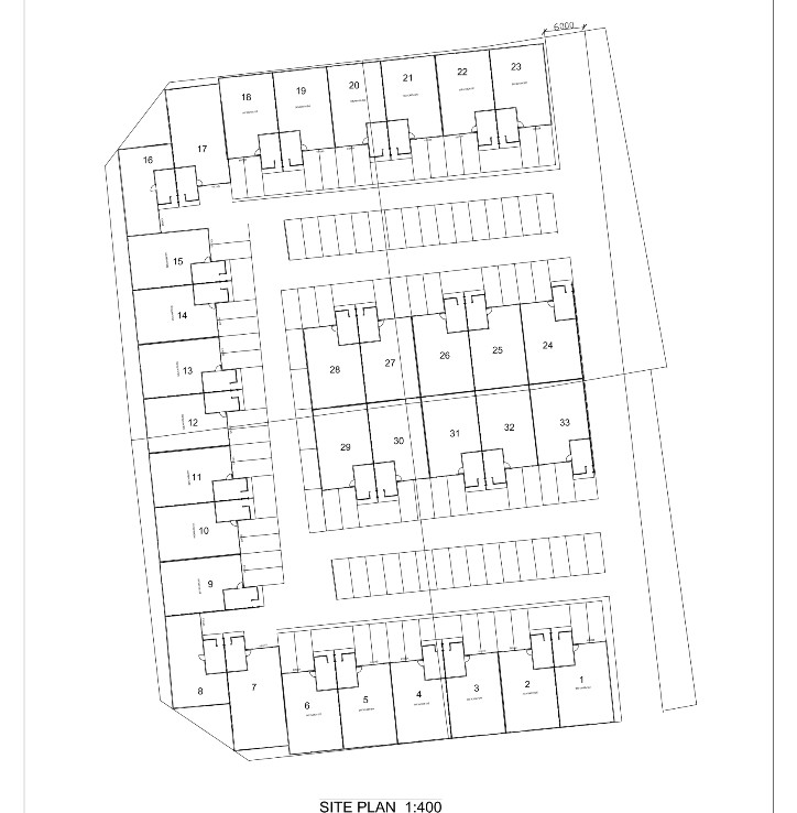 exciting new project site plan