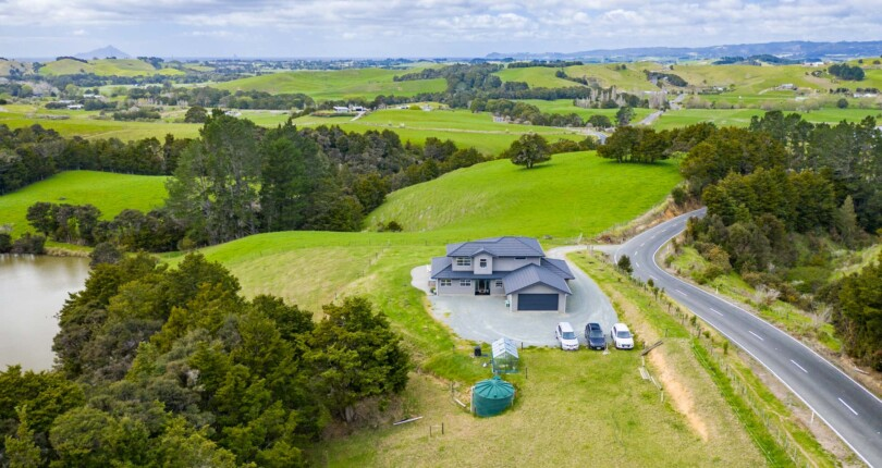 Luxury Rural 5 Bdrm Home – Waipu Caves Rd – Waipu