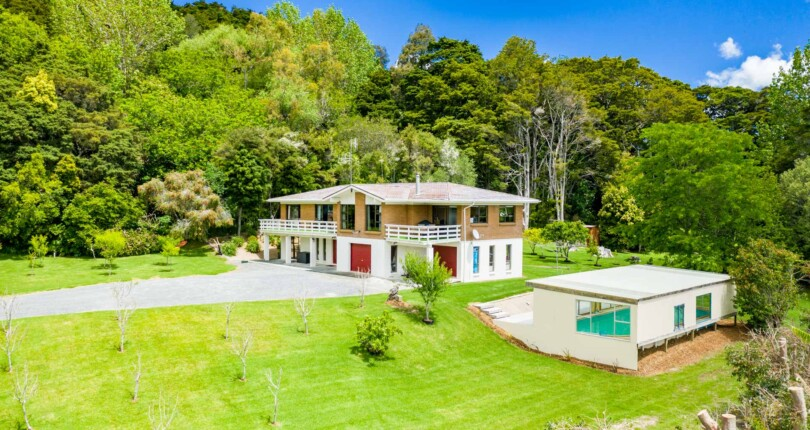 Enjoy Summer in Mangawhai – Private and Secluded
